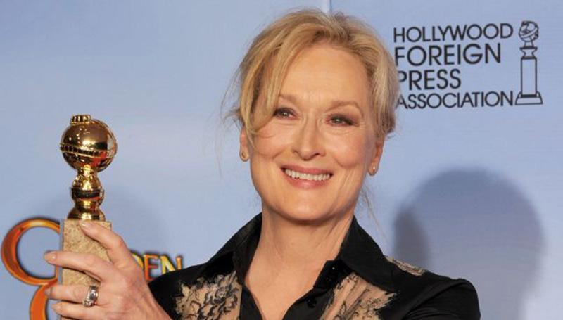 Nominados a los Globos de Oro 2017 en cine - Meryl Streep recibirá el premio Cecil B. DeMille