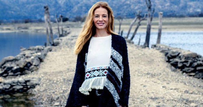 Paula Vazquez regresa a televisión con 'El puente'