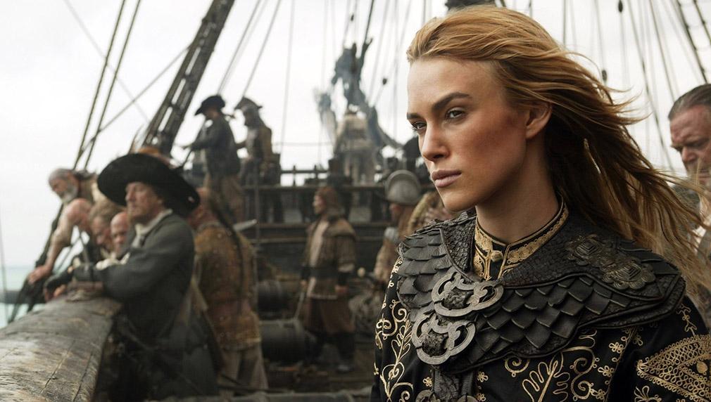 'Piratas del Caribe 5' Keira Knightley regresa como Elizabeth Swann