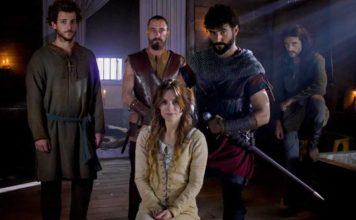Series españolas de TV para el 2017 y más proyectos - 'El final del camino' TVE 1
