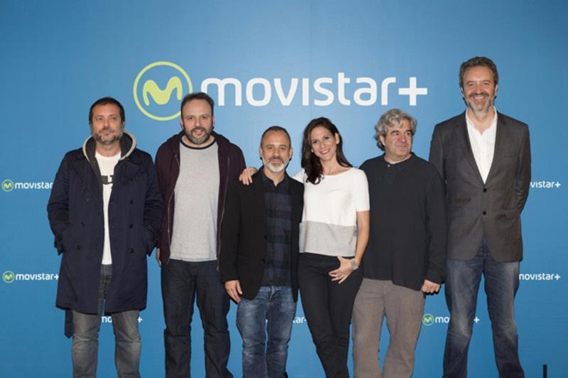 Series españolas de TV para el 2017 y más proyectos - 'Vergüenza' Movistar+
