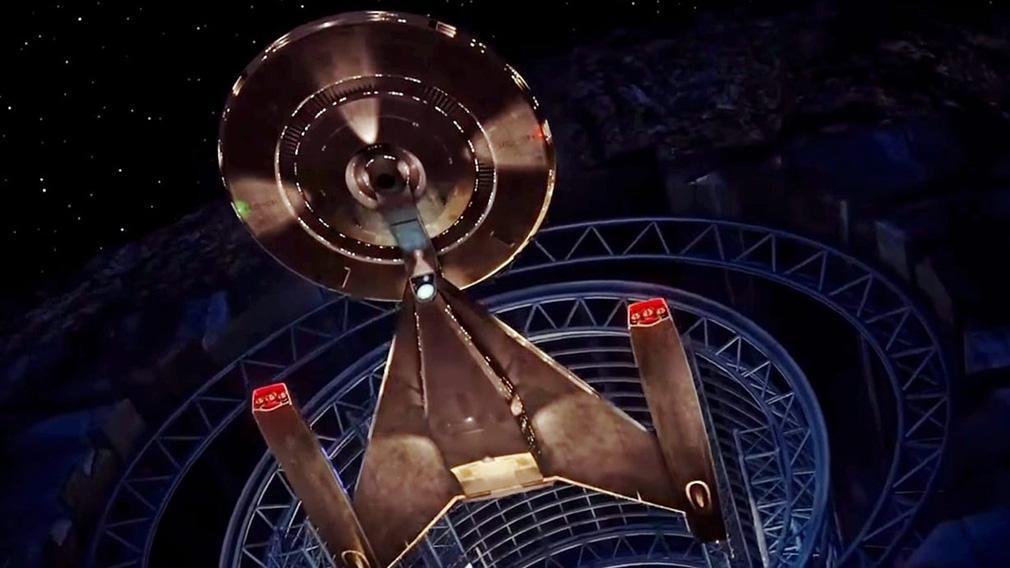 La serie 'Star Trek Discovery' empieza a rodar en 2017