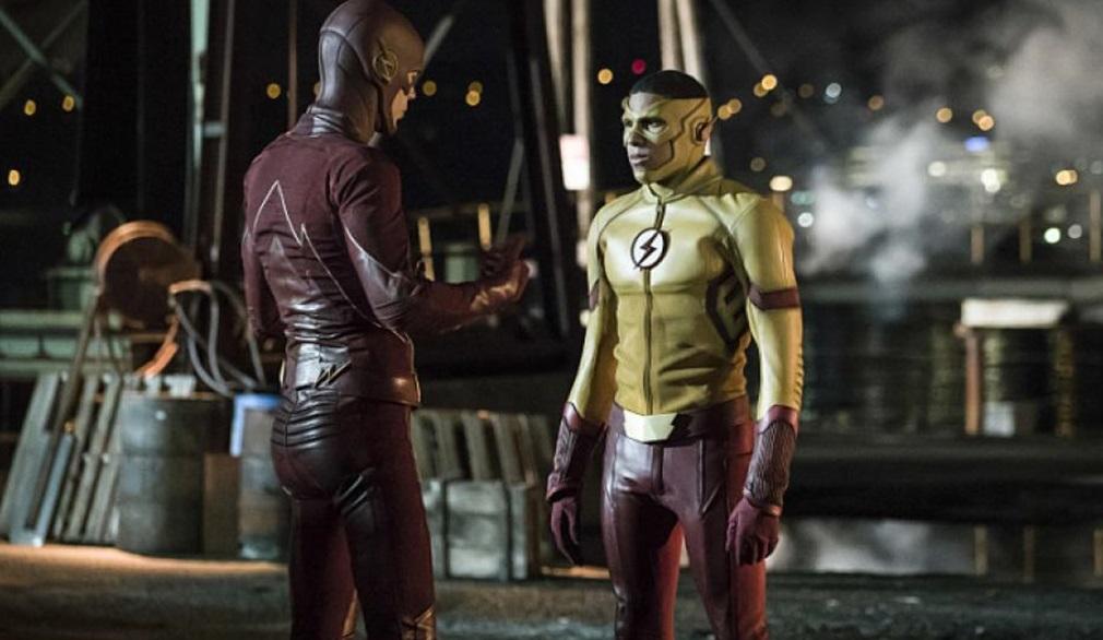 The Flash sneak peek 3x10 crece la tensión entre Barry y Wally