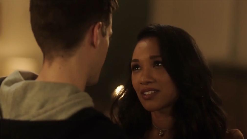 The Flash temporada 3 promo 3x10 'Borrowing Problems from the Future'