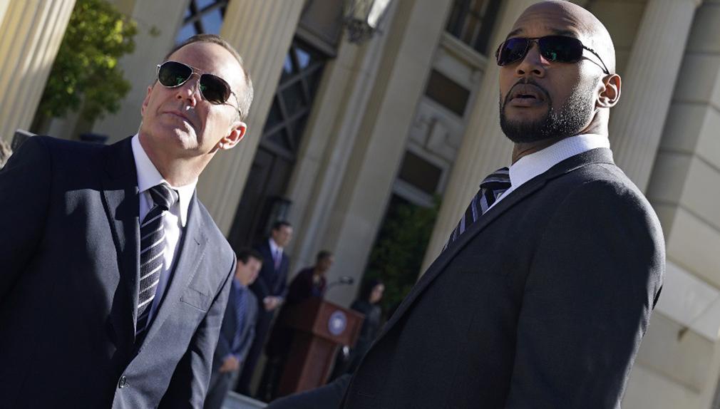 Agentes de SHIELD temporada 4 promo 4x10 'The Patriot'