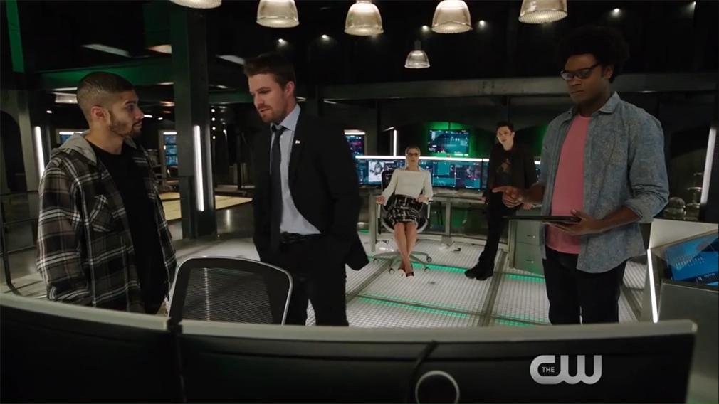 Arrow temporada 5 promo 5x11 'Second Chances'
