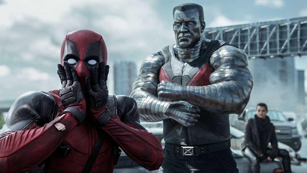 'Deadpool 2' Coloso y Negasonic Teenage Warhead regresan