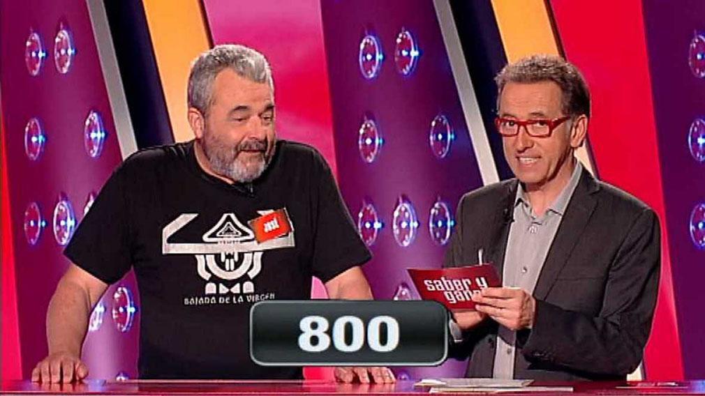 El concurso 'Saber y ganar' readmite al concursante José Pinto tras reconocer su error