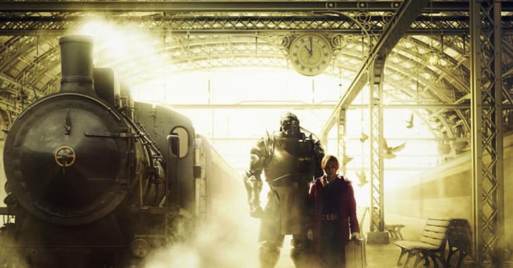 Imágenes de la adaptación en vivo de 'Fullmetal Alchemist'