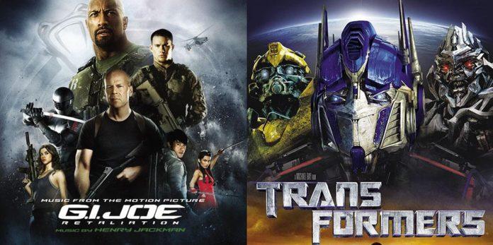 'G.I. Joe 3' el guión incluiría un crossrover con 'Transformers'