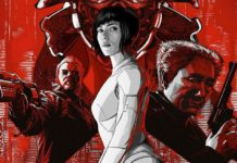 Ghost in the Shell' nuevo cartel une a la sección 9