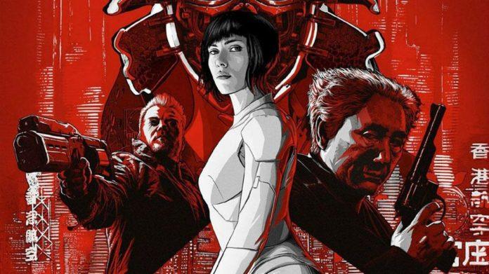 Ghost in the Shell' nuevo cartel une a la sección 9