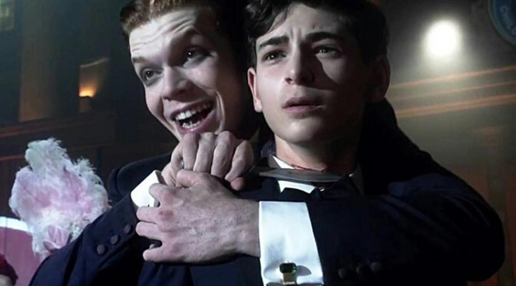 Gotham teaser de 'Ghosts' Jerome Valeska el Joker