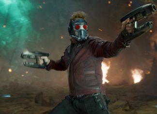 'Guardianes de la Galaxia Vol 2' Baby Groot y más imágenes de los guardianes - Peter Quill, Star-Lord 02