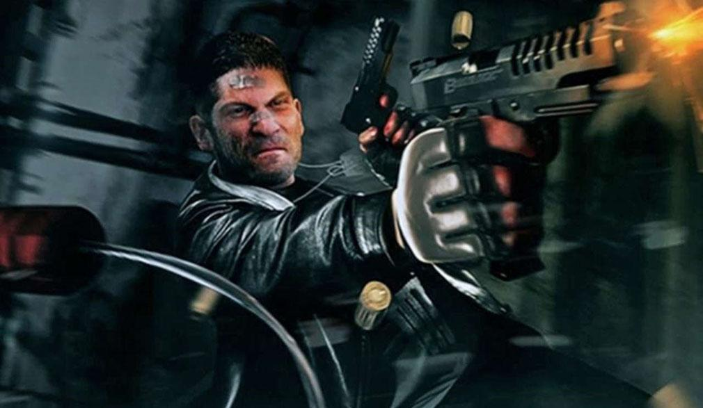 Imágenes del rodaje de la serie 'The Punisher' spin-off de 'Daredevil'