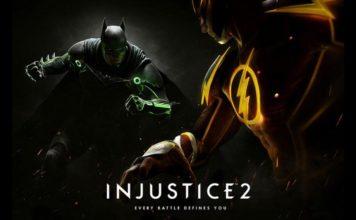 Injustice 2 se lanzará en mayo de este 2017