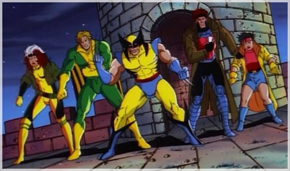 Las mejores series de Marvel de la historia x men