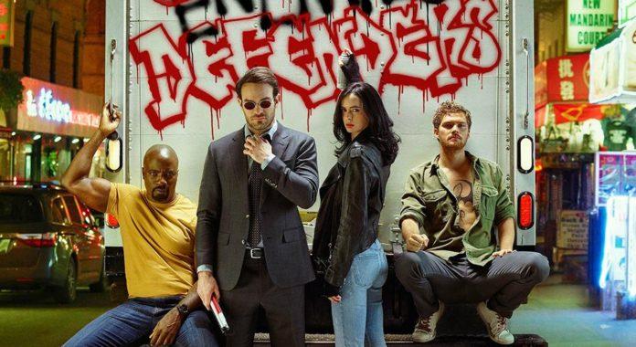 'Los Defensores' transcurre pocos meses después de la temporada 2 de 'Daredevil' Protagonistas de los Defensores