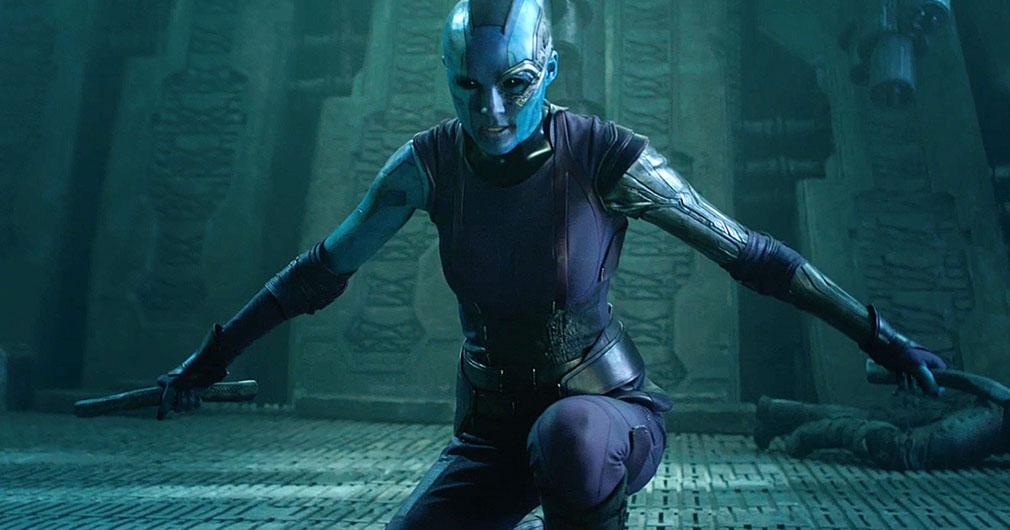 Nebula confirmada para 'Vengadores. Guerra del Infinito' y 'Los Vengadores 4'