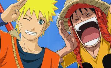One Piece y Naruto Shippuden dos de las series más populares del año 2016