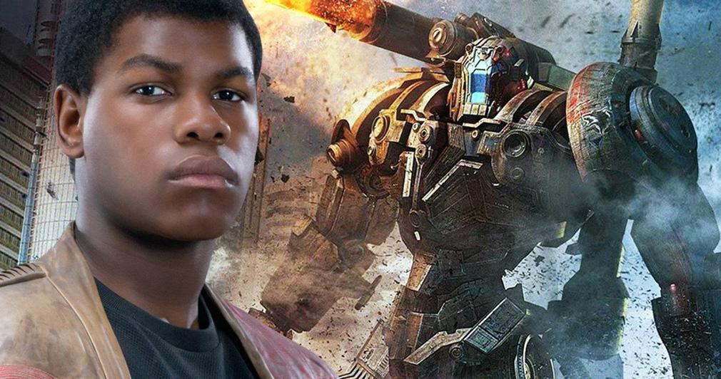 ''Pacific Rim 2' John Boyega como piloto Jaeger