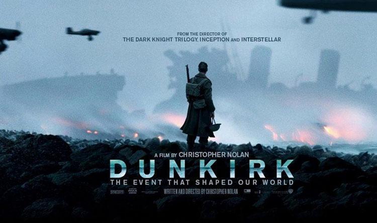 Películas increíbles para 2017 - Dunkirk