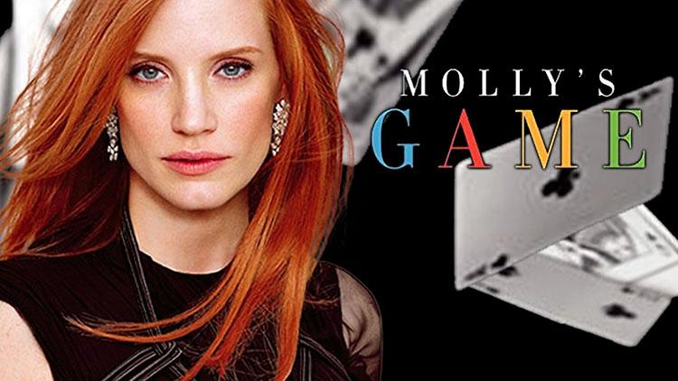 Películas increíbles para 2017 - Molly's Game