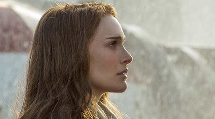 Películas increíbles para 2017 - Natalie Portman en Annihilation