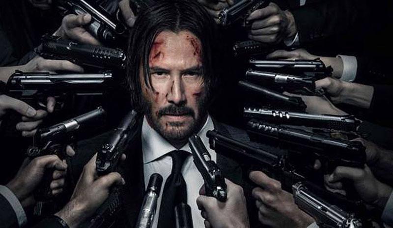 Películas recomendadas muy buenas para ver en 2017 - 10 'John Wick 2. Pacto de sangre'
