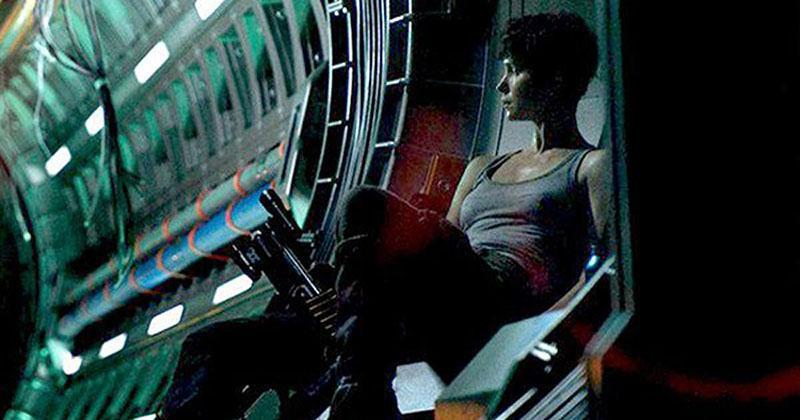 Películas recomendadas muy buenas para ver en 2017 - 20 'Alien. Covenant'