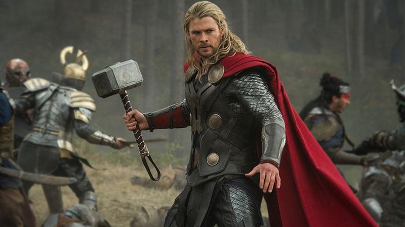 Películas recomendadas muy buenas para ver en 2017 - 23 'Thor 3. Ragnarok'