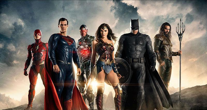 Películas recomendadas muy buenas para ver en 2017 - 24 'Liga de la Justicia'