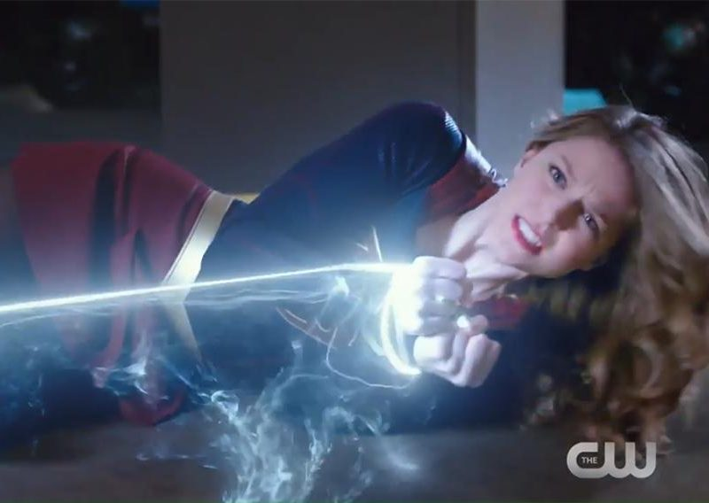 Supergirl temporada 2 promo 2x10 'We Can Be Heroes'