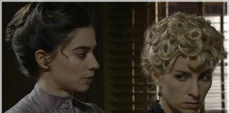 Teresa confiesa su relación con Mauro a Cayetana en ACACIAS 38