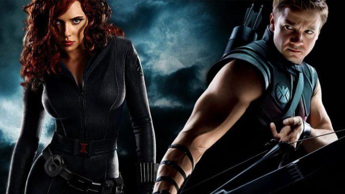 Una película de 'Viuda Negra' y 'Ojo de halcón' tendría sentido según Jeremy Renner