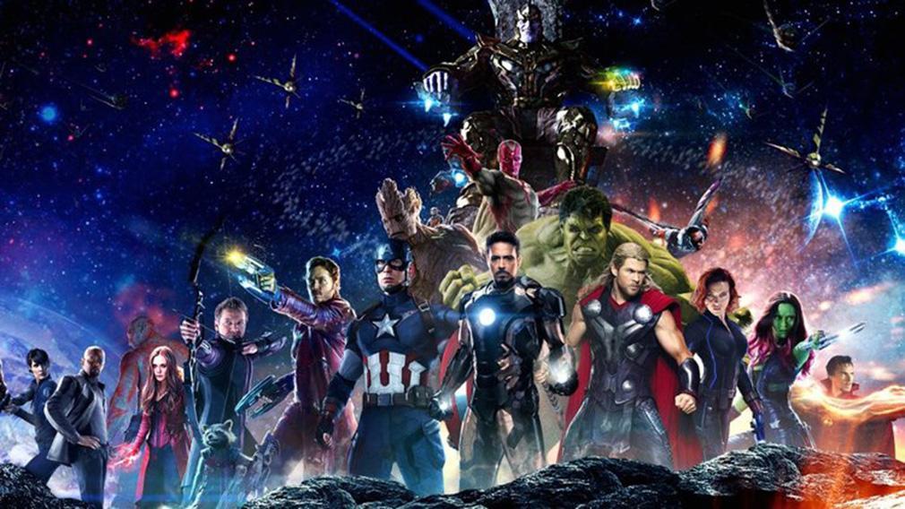 'Vengadores. Guerra del Infinito' y 'Los Vengadores 4' empiezan a rodarse mañana lunes