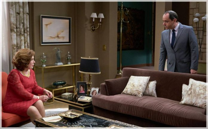 gines le dice a ana maria que hace meses que no cobra