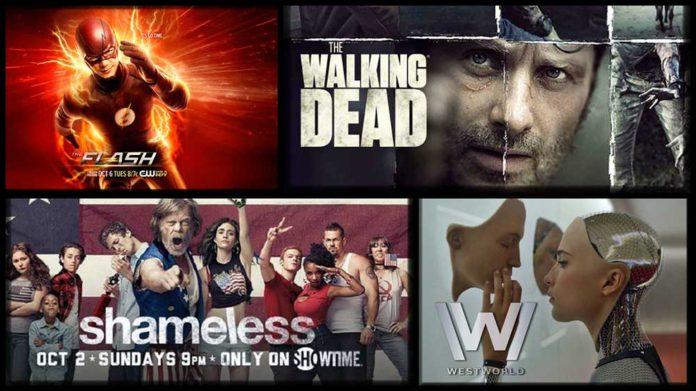 series más vistas del 2016