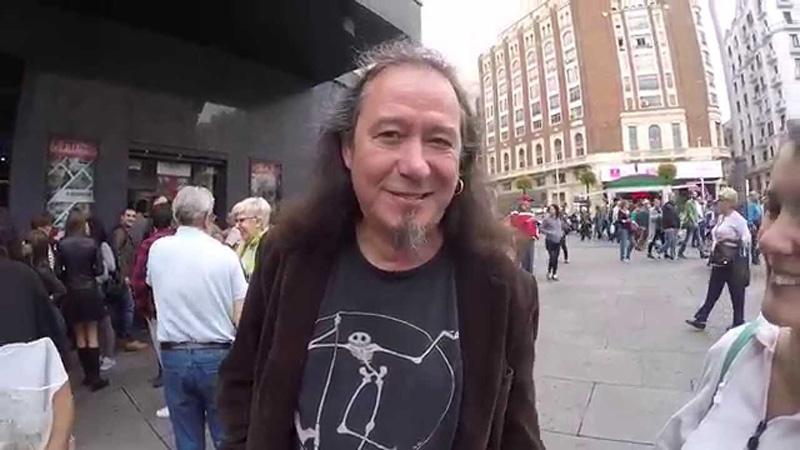 Actores de doblaje de personajes épicos - Luis Posada