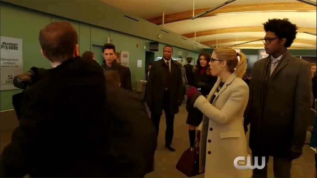 Arrow temporada 5 promo 5x12 'Bratva'