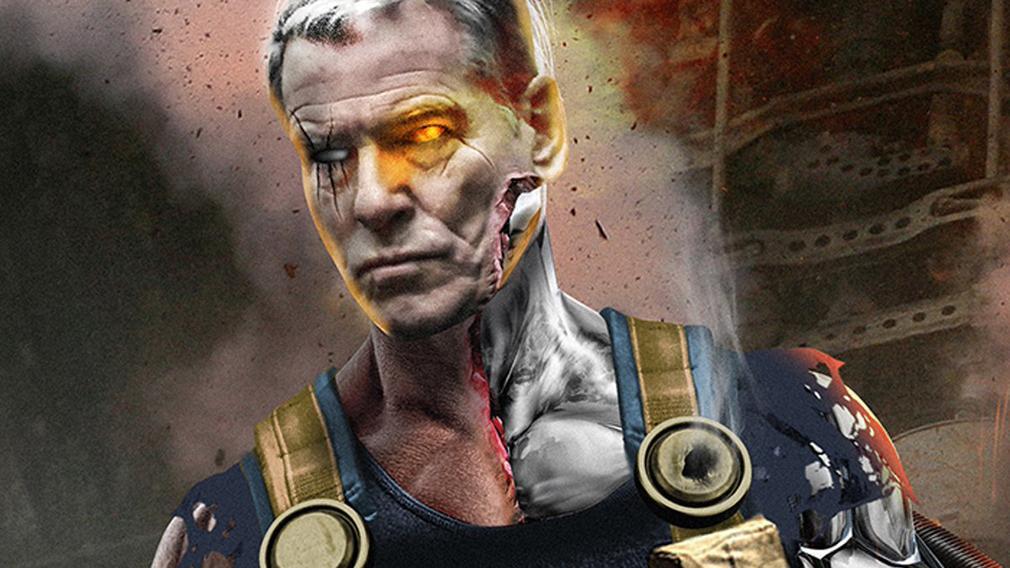 'Deadpool 2' más pruebas de que Pierce Brosnan podría ser Cable