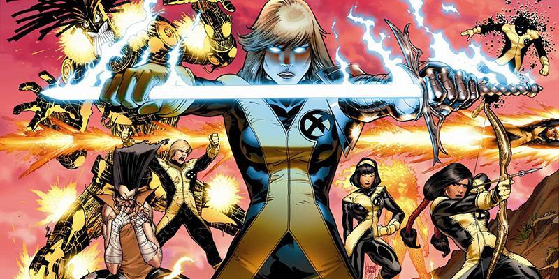 'Deadpool 2' y 'Nuevos mutantes' llegarán a los cines en el 2018 - Los nuevos mutantes