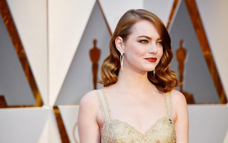 Ganadores de los Oscar 2017 - Oscar a la mejor actriz principal Emma Stone'