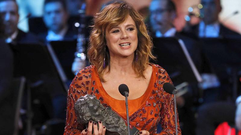 Ganadores de los Premios Goya 2017 - Emma Suárez doblete en las categorías de Mejor Actriz y Mejor Actriz de Reparto