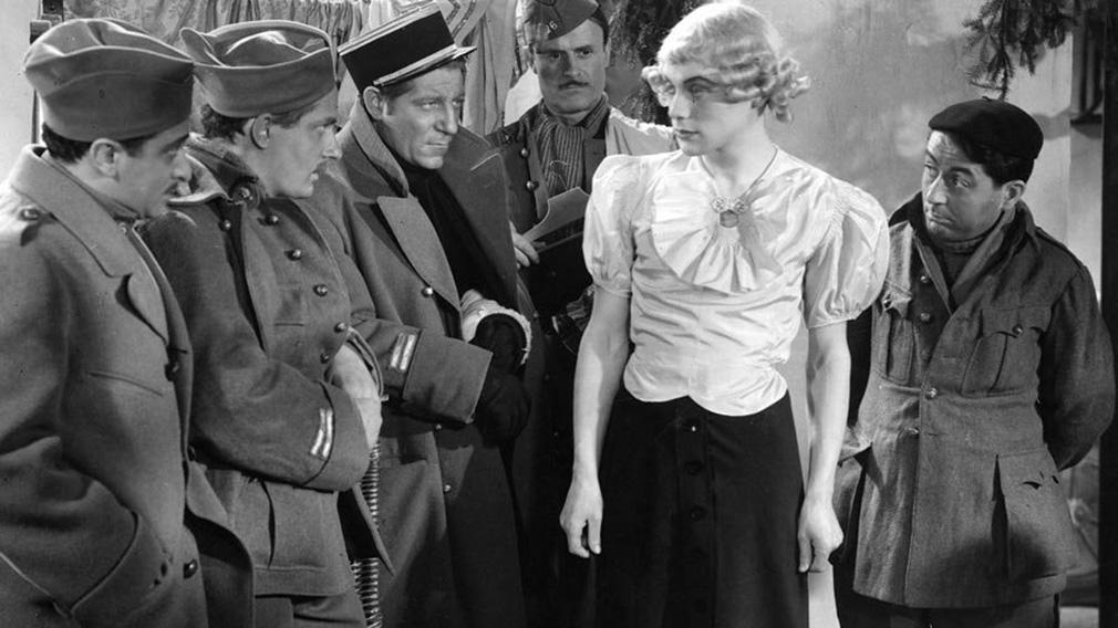 Las mejores películas del cine francés - La Gran ilusión