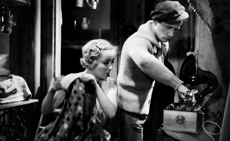 Las mejores películas del cine francés - L'atalante