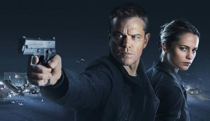 Mejores películas de acción del 2016 - Jason Bourne