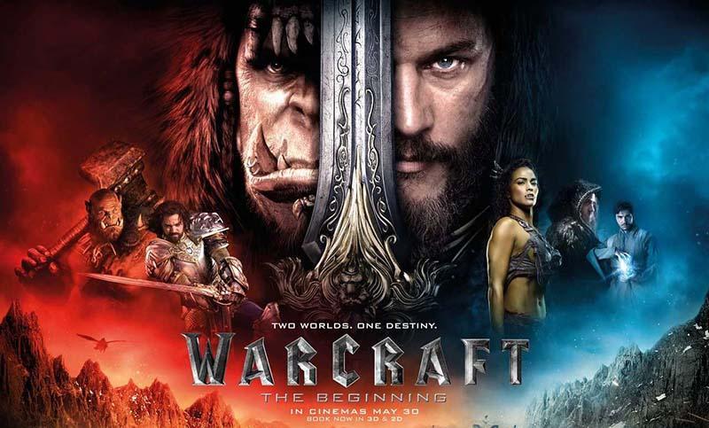Mejores películas de acción del 2016 -Warcraft. El origen