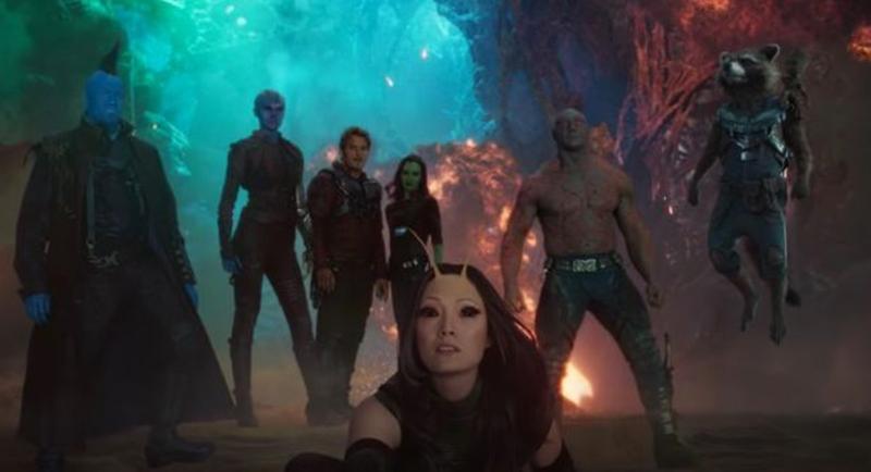 Películas de Disney para el 2017 - Guardianes de la galaxia vol.2