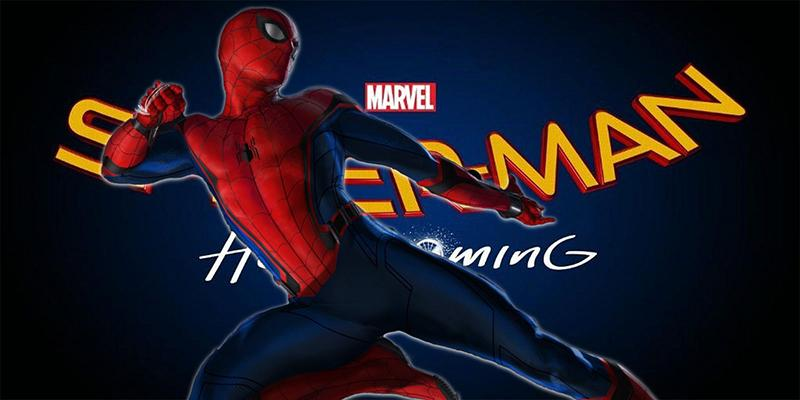 Películas de Disney para el 2017 - Spiderman. Homecoming